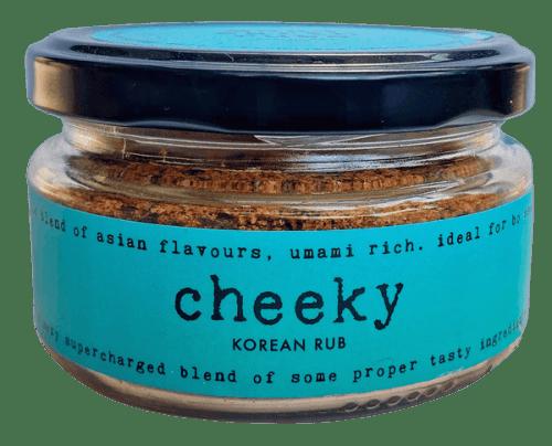 Good Earth Rubs - Cheeky Korean