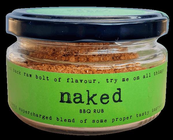 Good Earth Rubs - Naked BBQ