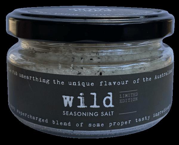Good Earth Rubs - Wild Seasoning Salt