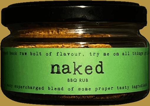 naked bbq rub