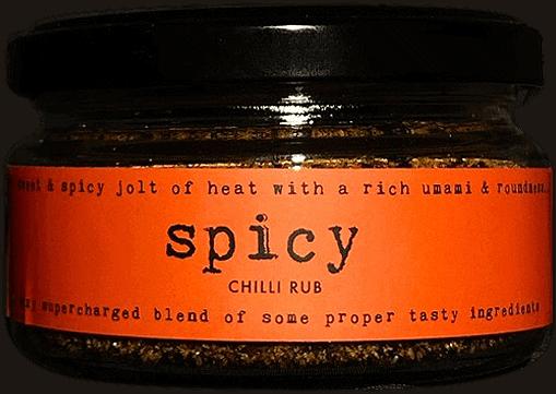 spicy chilli rub